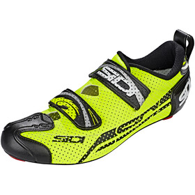 Sidi T-4 Air Carbon Shoes Men yellow